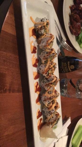 ! Sushi ! at Earl's restaurant
